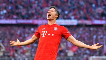 Lewandowski Robbed of 2020 Ballon d'Or