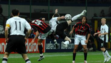 Most Epic Volley Goals In The History Of Football