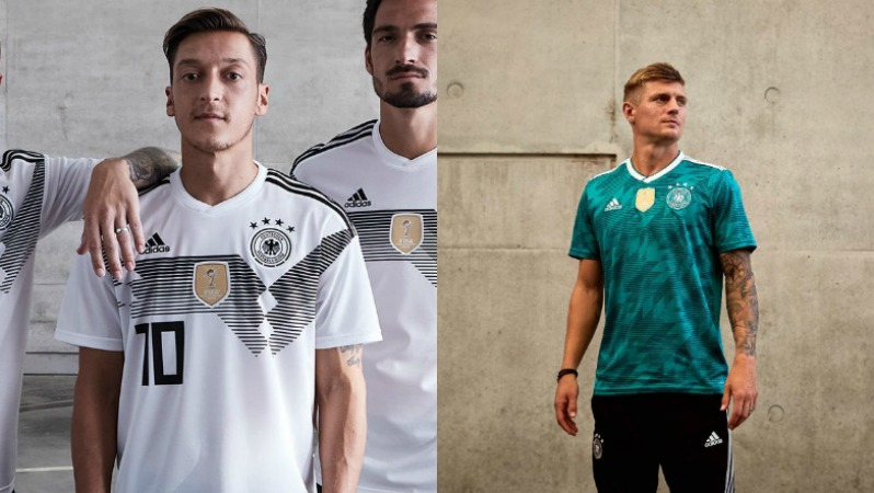 2018 World Cup Jerseys Germany