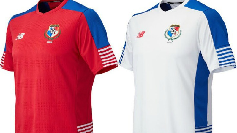 2018 World Cup Jerseys Panama