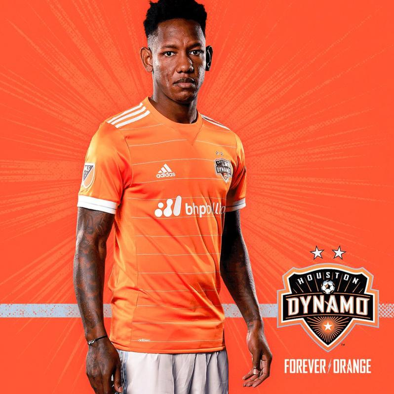 Houston Dynamo MLS Jerseys