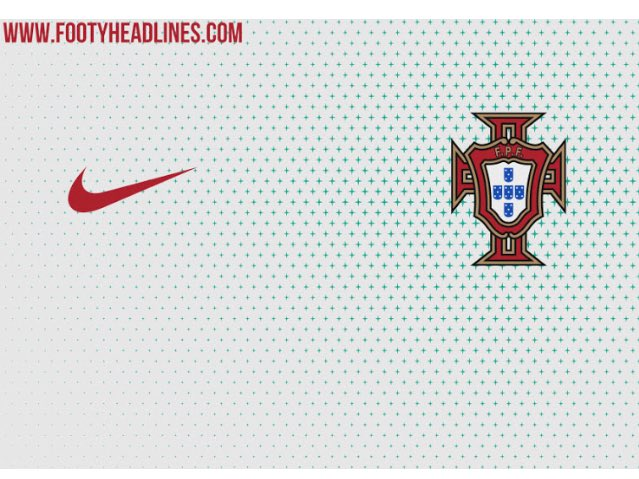 Portugal World Cup Jersey