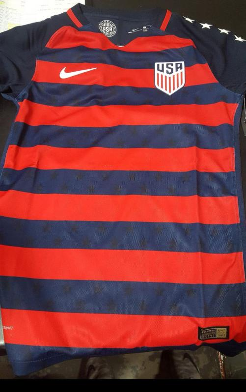 USMNT Gold Cup kit