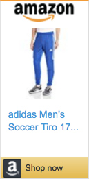 Best Soccer Gifts For Players- Adidas Tiro 17 Warm Up Pants