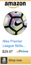 Best Soccer Gifts For Players - Nike Premier League Skills ball