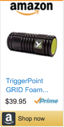Best Soccer Gifts For Players- Trigger Point Performance Grid Foam Roller
