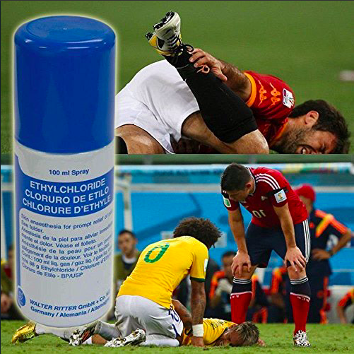 Soccer Magic Spray