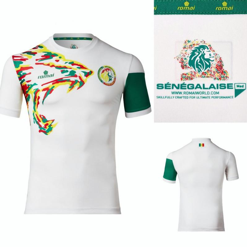 World Cup uniforms
