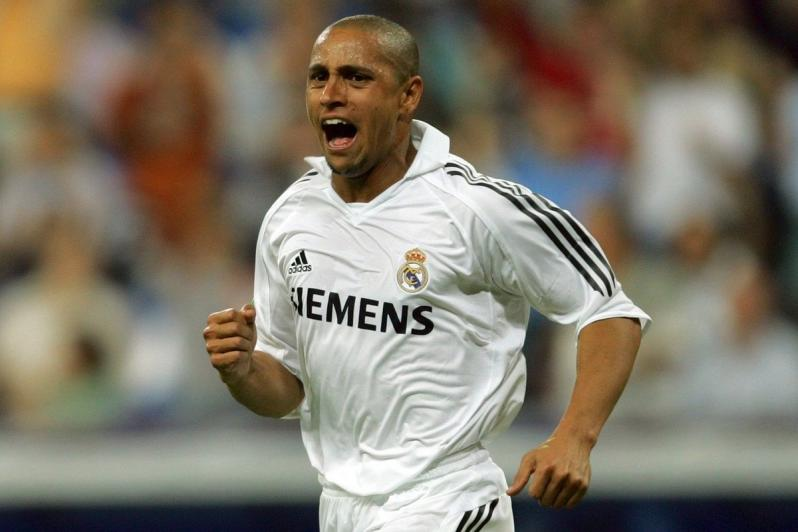 Roberto Carlos: Full backs traditionally wear soccer position numbers 2, 3 or 6
