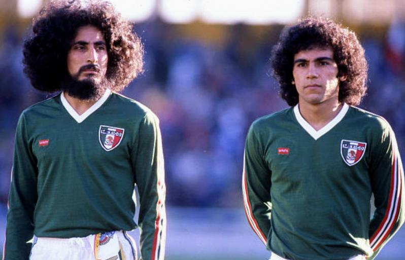 Best World Cup Jerseys Of All Time - Mexico 1986