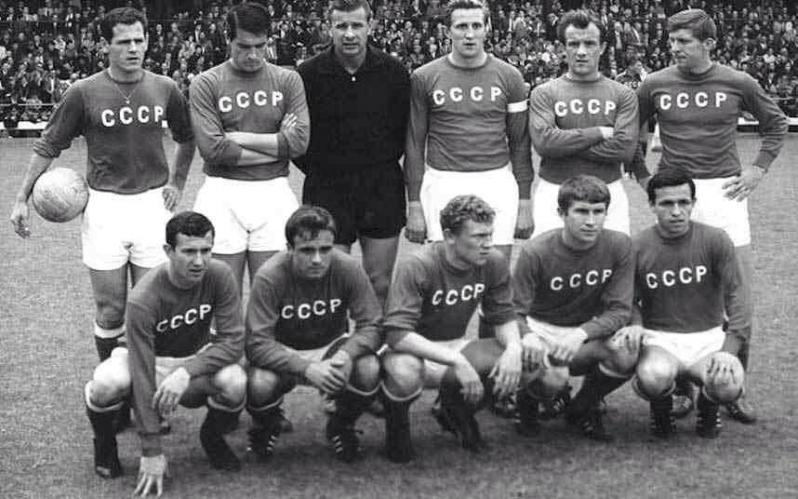 Best World Cup Jerseys Of All Time - USSR