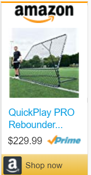 Best Training Equipment - QuickplayPro Rebounder