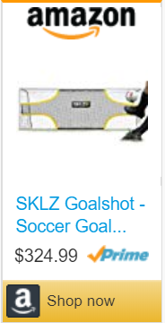 Best Training Equipment - SKLZ Goalshot