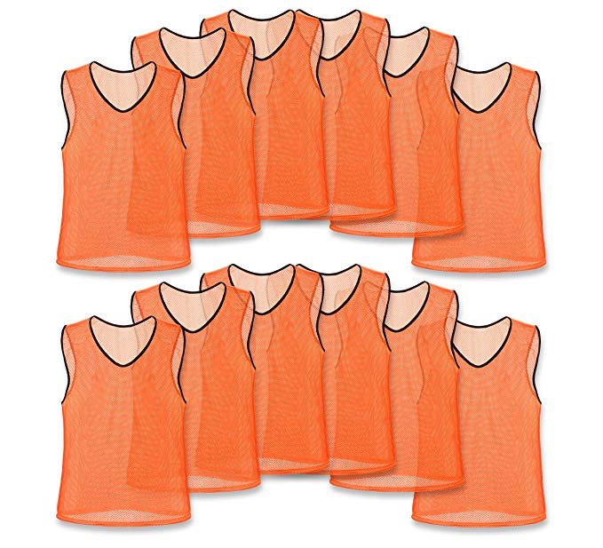 Best Soccer Training Equipment - Training Pinnies