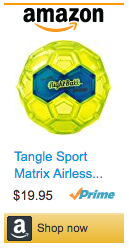 Best Soccer Gifts - Tangle Creations Night Soccer Ball